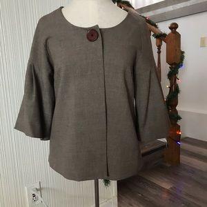 Mac & Jac Short Sleeve Blazer ❤️
